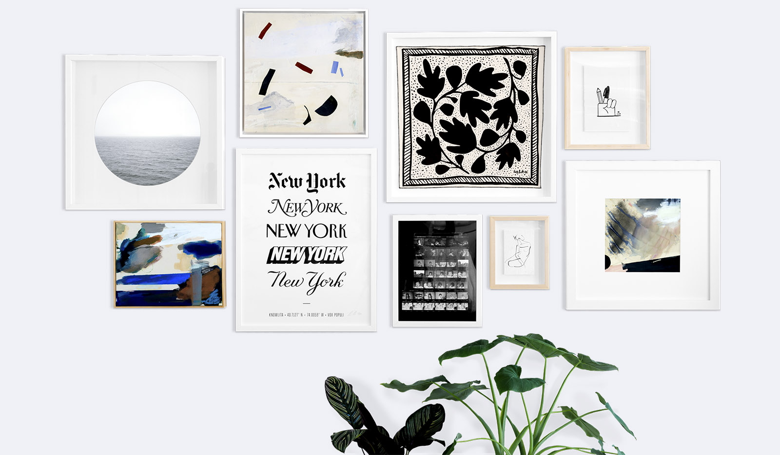 Simply Framed — Custom frames, made simple